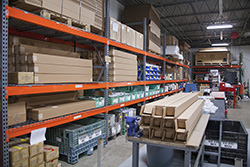 Track Technology Systems Warehouse
